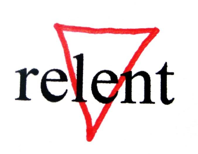 relent